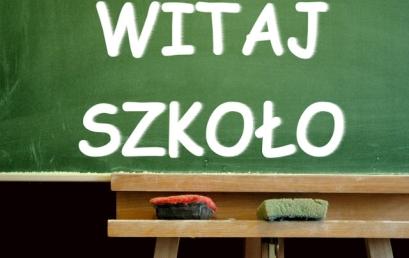 Rozpoczęcie roku szkolnego 2014/2015