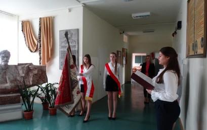 Ślubowanie klasy pierwszej