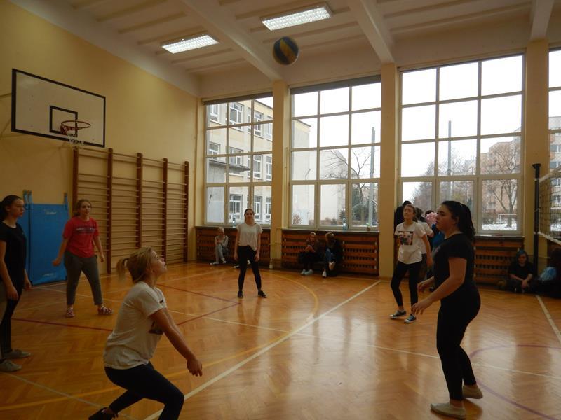 Mikołajkowy Turniej Piłki Siatkowej i Olimpiada Zdrowego Stylu Życia PCK