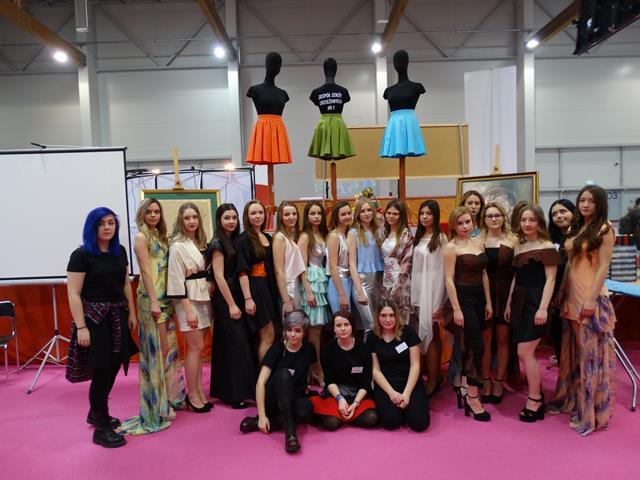 Targi Edukacyjne – Festiwal Zawodów 2017 Kraków EXPO