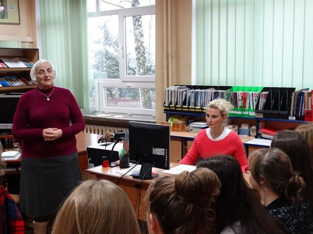 Warsztaty z poezją Jadwigi Broczkowskiej