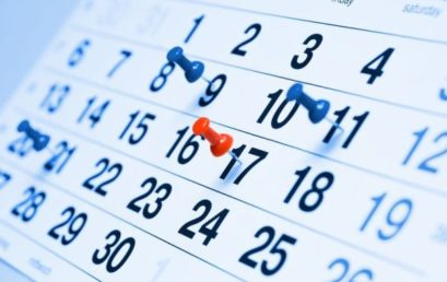 Harmonogram egzaminów z kwalifikacji, wykaz przyborów, styczeń-luty 2018