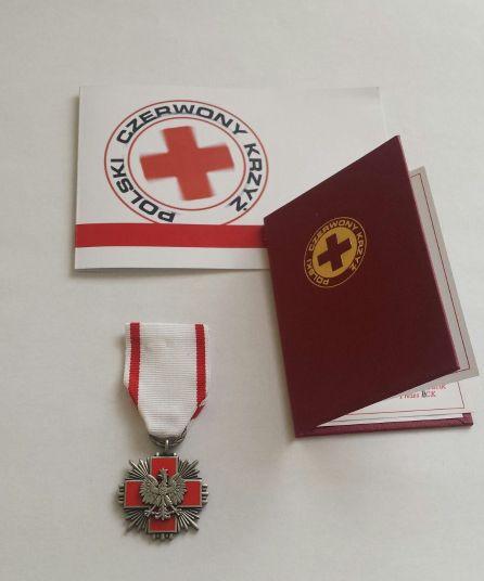 Odznaka Honorowa PCK