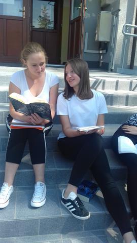 """,,Jak nie czytam Jak czytam"""""""