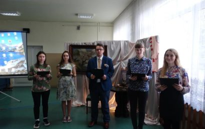 151 rocznica urodzin Patrona Zespołu Szkół Odzieżowych Nr 1 Stanisława Wyspiańskiego