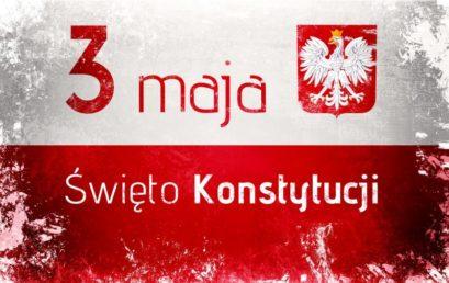 229 rocznica uchwalenia Konstytucji 3 Maja