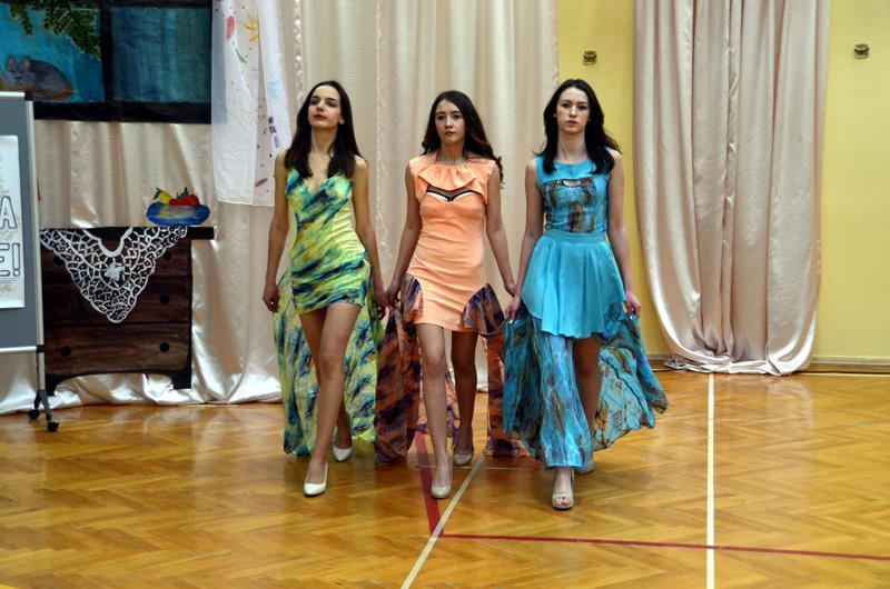 135 lecie Szkoły Odzieżowej – pokazy kolekcji