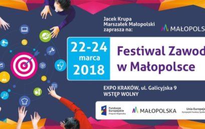 Festiwal Zawodów – szósta edycja, 22-24 marca 2018 r., Kraków