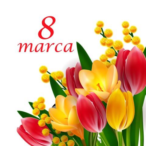 Dzień Kobiet 8 Marca