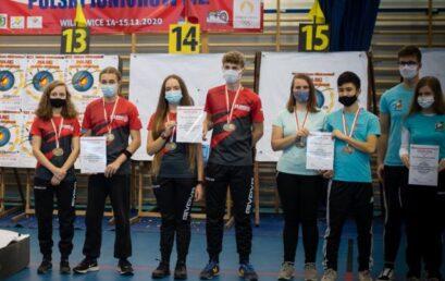 XXX Halowe Mistrzostwa Polski Juniorów Młodszych w łucznictwie