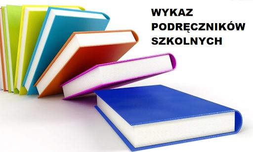 Szkolny zestaw podręczników 2021/2022